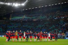 Penampilan Leipzig di Leg Pertama Dinilai Lebih Baik