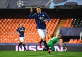 Penalti Ilicic Jadi Kunci Kemenangan Atalanta di Valencia
