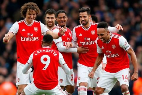 Imbas Virus Korona, Arsenal Tunda Laga Kontra Manchester City