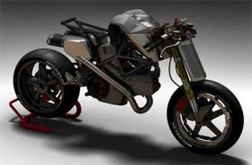 Kerennya Ducati S2-Braida Concept Garapan Paolo Tesio