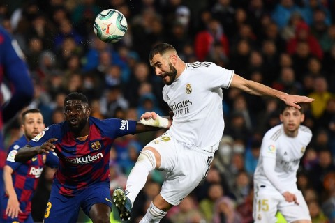 Antisipasi Korona, Asosiasi Pesepak Bola Spanyol Minta Kompetisi Sepak Bola Dihentikan