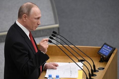 Putin Dukung Proposal Perubahan Masa Jabatan Presiden