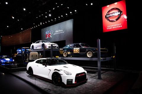 New York Auto Show 2020 Mundur dari Jadwal Karena Korona