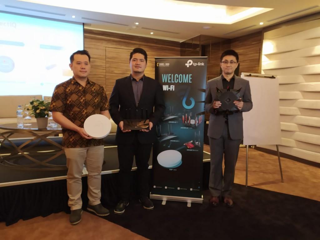 TP Link Rilis Router Terbaru Sediakan Teknologi Wi