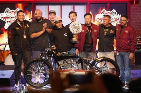 Tak Terpengaruh Korona, Custom Bike Suryanation Diboyong ke Amerika