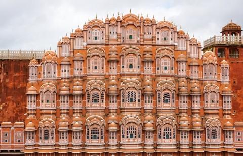 5 Bangunan Paling Memukau di India