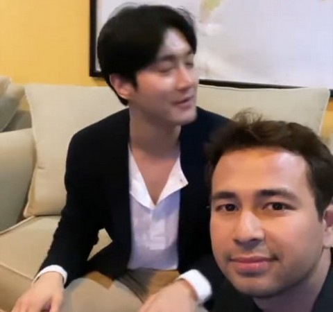 Momen Choi Siwon Main ke Rumah Raffi Ahmad Jadi Trending