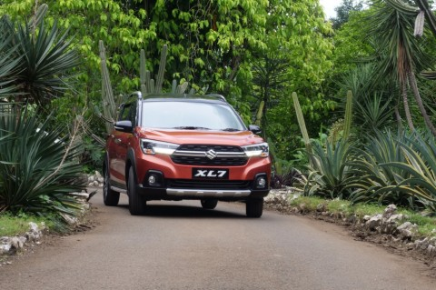 Suzuki Klaim, XL7 Mulai Diterima Masyarakat