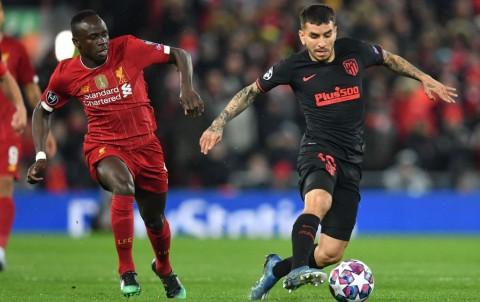 Dramatis, Atletico Singkirkan Liverpool