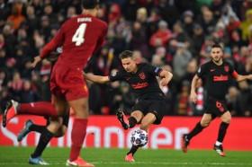 Hasil Lengkap Liga Champions Semalam: Atletico Redam Liverpool
