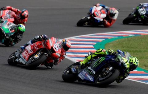 Akibat Korona, Jadwal MotoGP Argentina Digeser
