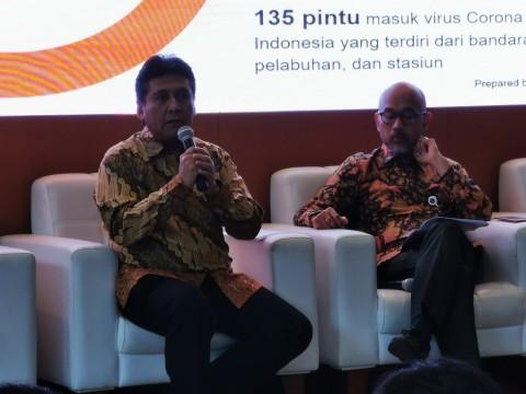 Imbas Korona, Devisa Industri Pariwisata Berpotensi Lenyap Rp21,75 Triliun