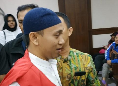 Pengancam Penggal Kepala Jokowi Divonis 10 Bulan Bui