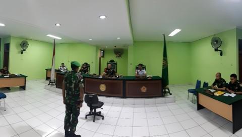 Anggota TNI Penjual Amunisi ke KKB Dihukum Seumur Hidup