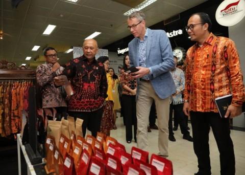 Indonesia-Belanda Sepakat Perkuat Koperasi Pertanian