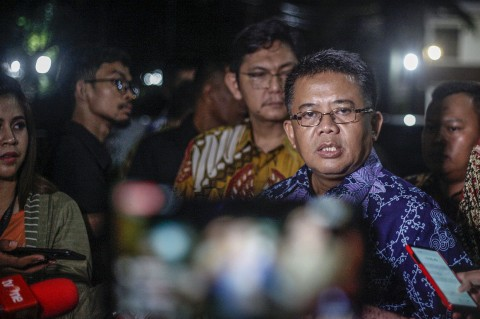 Presiden PKS Bertemu SBY di Cikeas