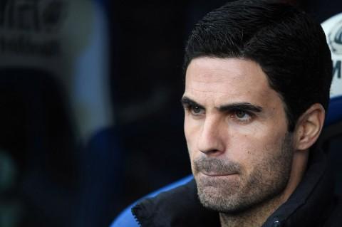 Pelatih Arsenal Mikel Arteta Positif Korona