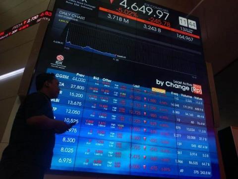 2 Saham Emiten Baru Melesat saat IPO