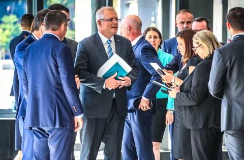 Australia Larang Warganya Berkumpul untuk Hindari Korona