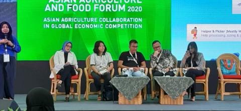 Regenerasi, HKTI Ajak Milenial Bertani