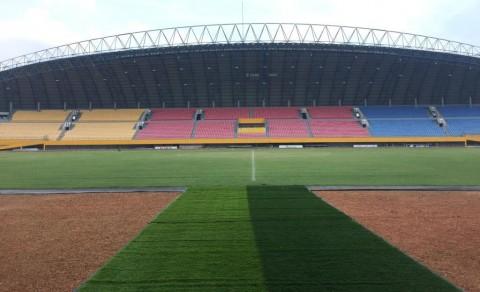 Rumput Jakabaring Bakal Diubah Mirip Stadion Wembley
