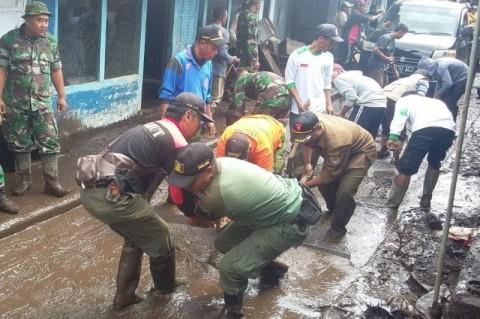 Banjir Bandang  Terjang Kawasan Ijen Bondowoso