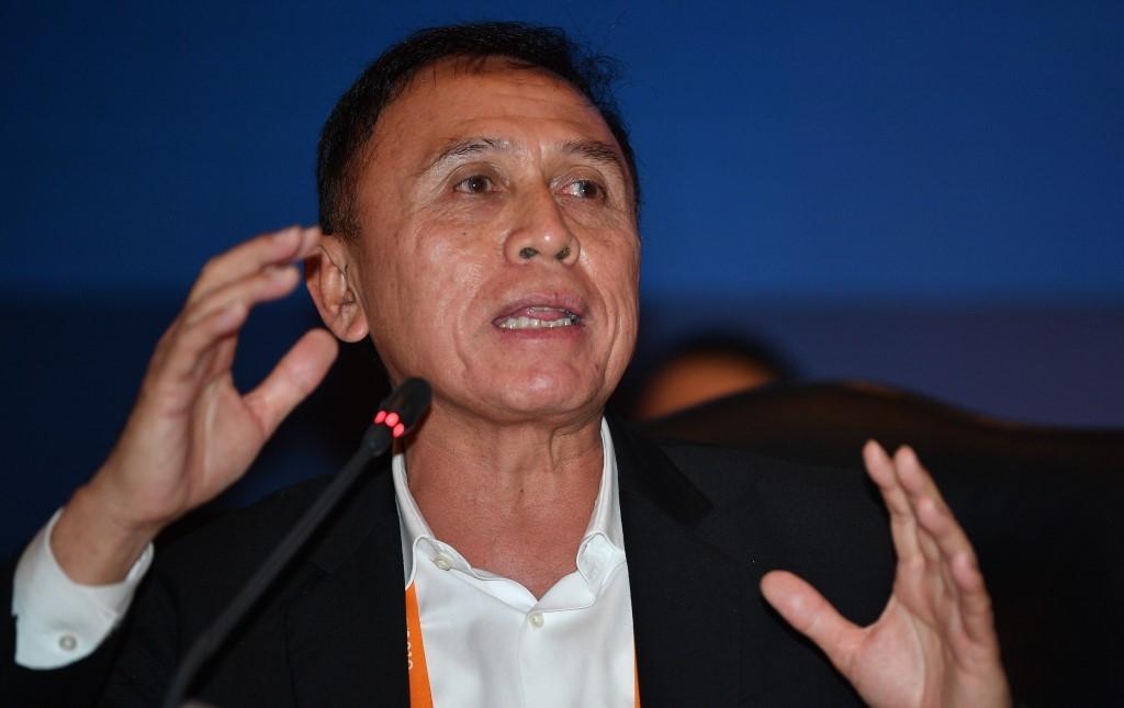 Ketua Umum PSSI Mochamad Iriawan putuskan Liga 1 dan Liga 2 Indonesia Ditunda (Foto: Antara/Sigid Kurniawan)