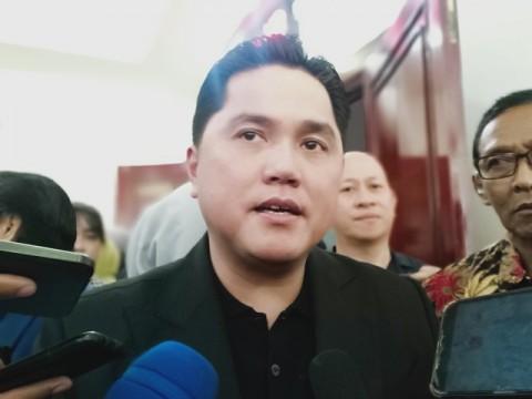 Erick Thohir Bolehkan Pegawai Kementerian BUMN Kerja dari Rumah