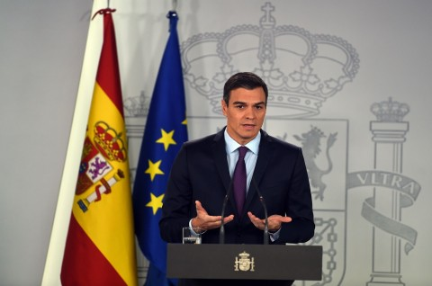 Spanyol Deklarasikan <i>Lockdown</i> Nasional untuk Perangi Korona