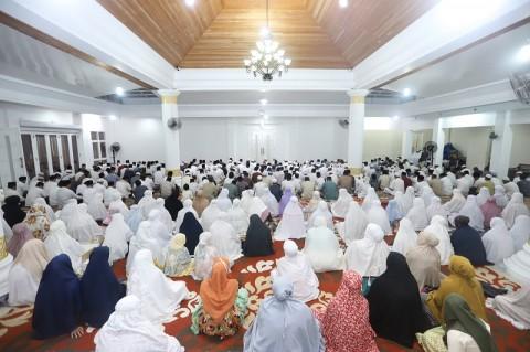 Kota Banda Aceh Zikir Bareng Cegah Virus Korona