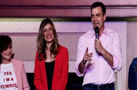 Istri PM Spanyol Positif Korona