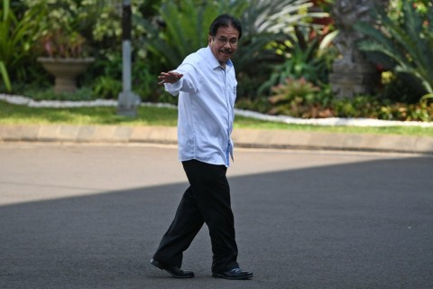 Menteri Sofyan Djalil Dipastikan Negatif Korona