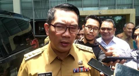 Ridwan Kamil Akan Jalani Tes Virus Korona