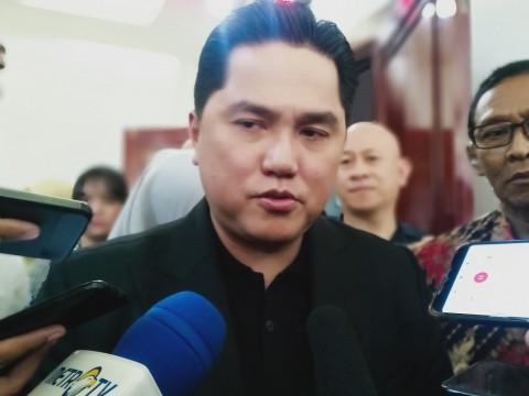 Rapat Bareng Menhub, Menteri BUMN Ikut Tes Korona