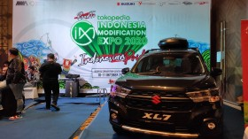 Sosialisasi Modifikasi Indonesia ke Modifikator Pekanbaru
