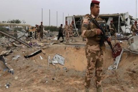 Kamp Koalisi AS di Irak Diserang, 5 Orang Terluka