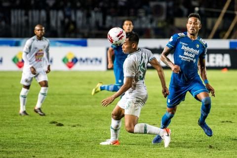 Hasil Liga 1 2020: Persib Sempurna di Kandang