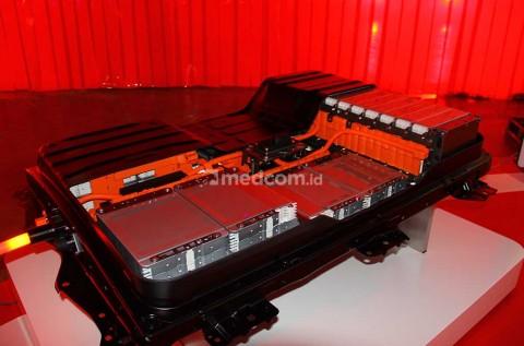 Enco Hub Sodorkan Baterai Listrik Berbahan Alumunium