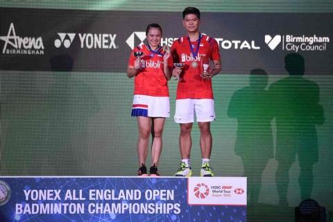 All England 2020: Jepang Raih Juara Umum