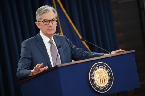 Khawatir Korona, The Fed Kembali Pangkas Suku Bunga