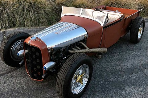 Modifikasi Ford Atomic Roadster 1929 Hot Rod