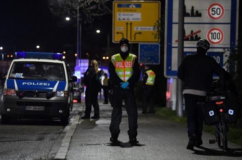 Cegah Korona, Berlin Lakukan Kontrol Perbatasan