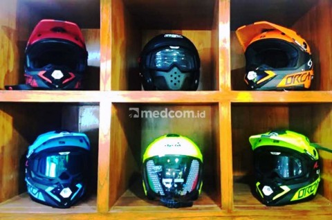 Ragam Jenis Helm untuk Harian
