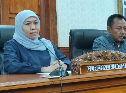 Taktik Khofifah Cegah Penyebaran Korona di Jawa Timur