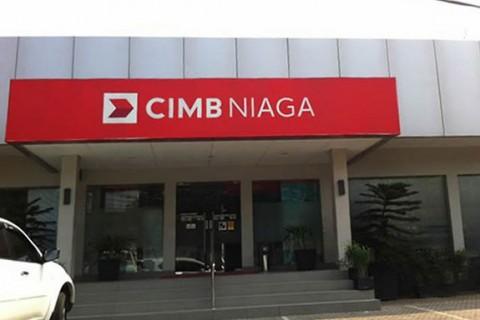 Satu Karyawan Bank CIMB Niaga Positif Korona