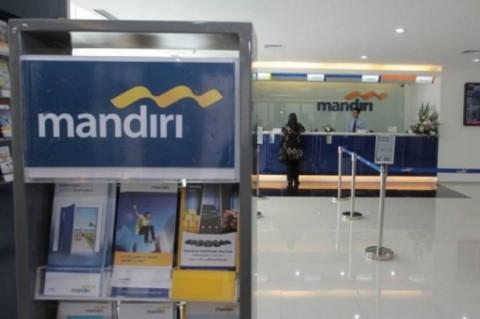 Bank Mandiri Alihkan Operasional Cabang Kyai Tapa