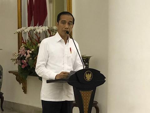 Jokowi Minta Menteri Imbau Pengusaha agar Tidak Lakukan PHK