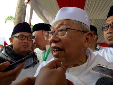 VP Ma'ruf Tests Negative for Covid-19: Spokesman