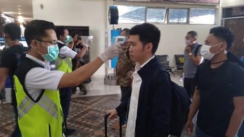 Penerbangan Bandara Adisutjipto Terimbas Korona