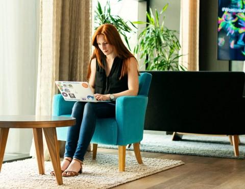 5 Tips agar Produktif Kerja di Rumah